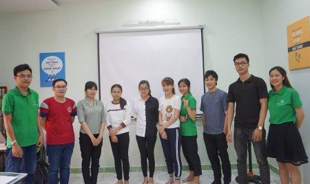 Khai giảng lớp VoIP Admin – TFVA22