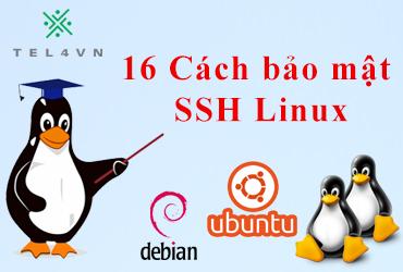 16 Cách bảo mật SSH