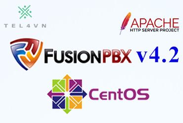 Cài đặt FusionPBX v4.2 trên CentOS 7