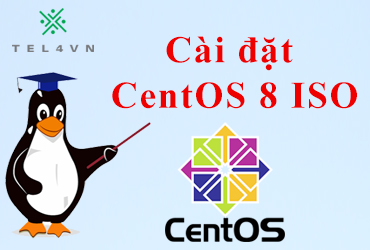 Cài đặt CentOS 8 ISO