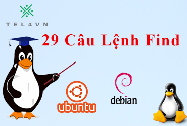 Find trong Linux