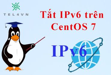 Cách tắt IPv6