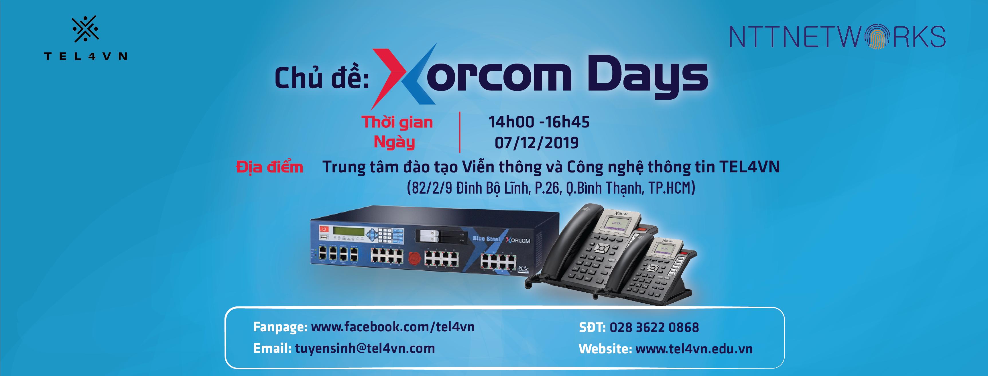 Xorcom Days