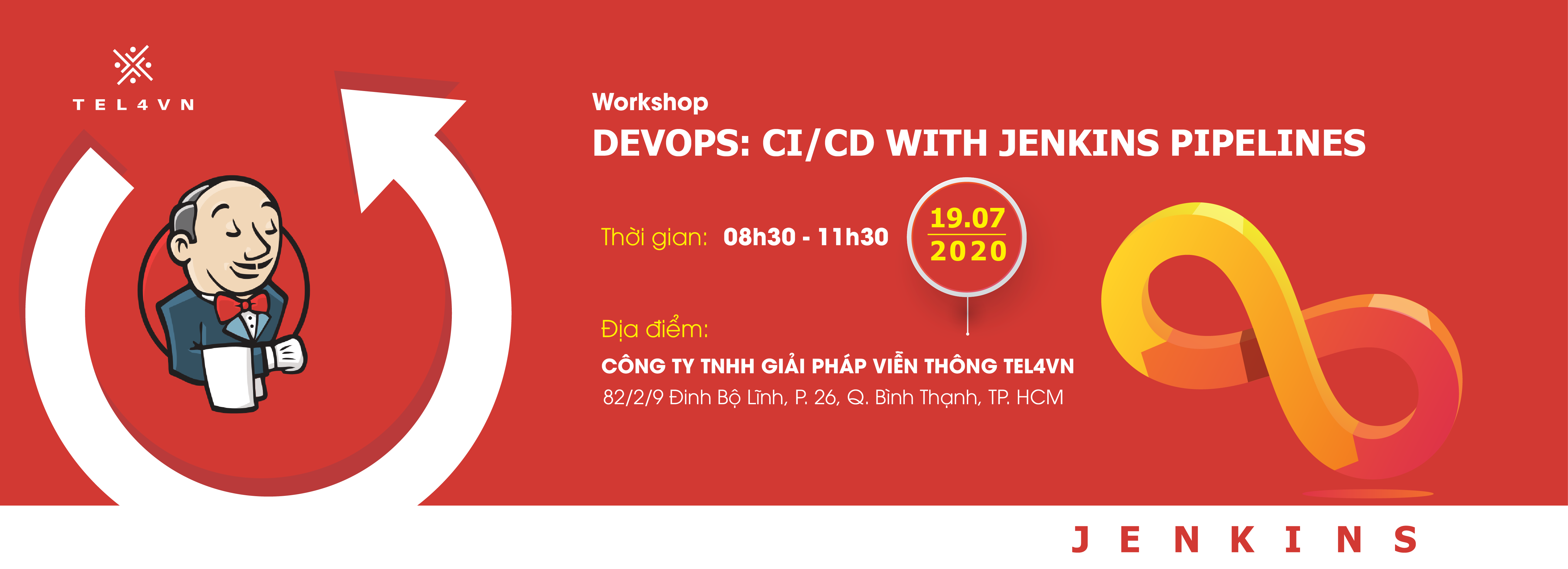Workshop DevOps: CI/CD with Jenkins pipelines