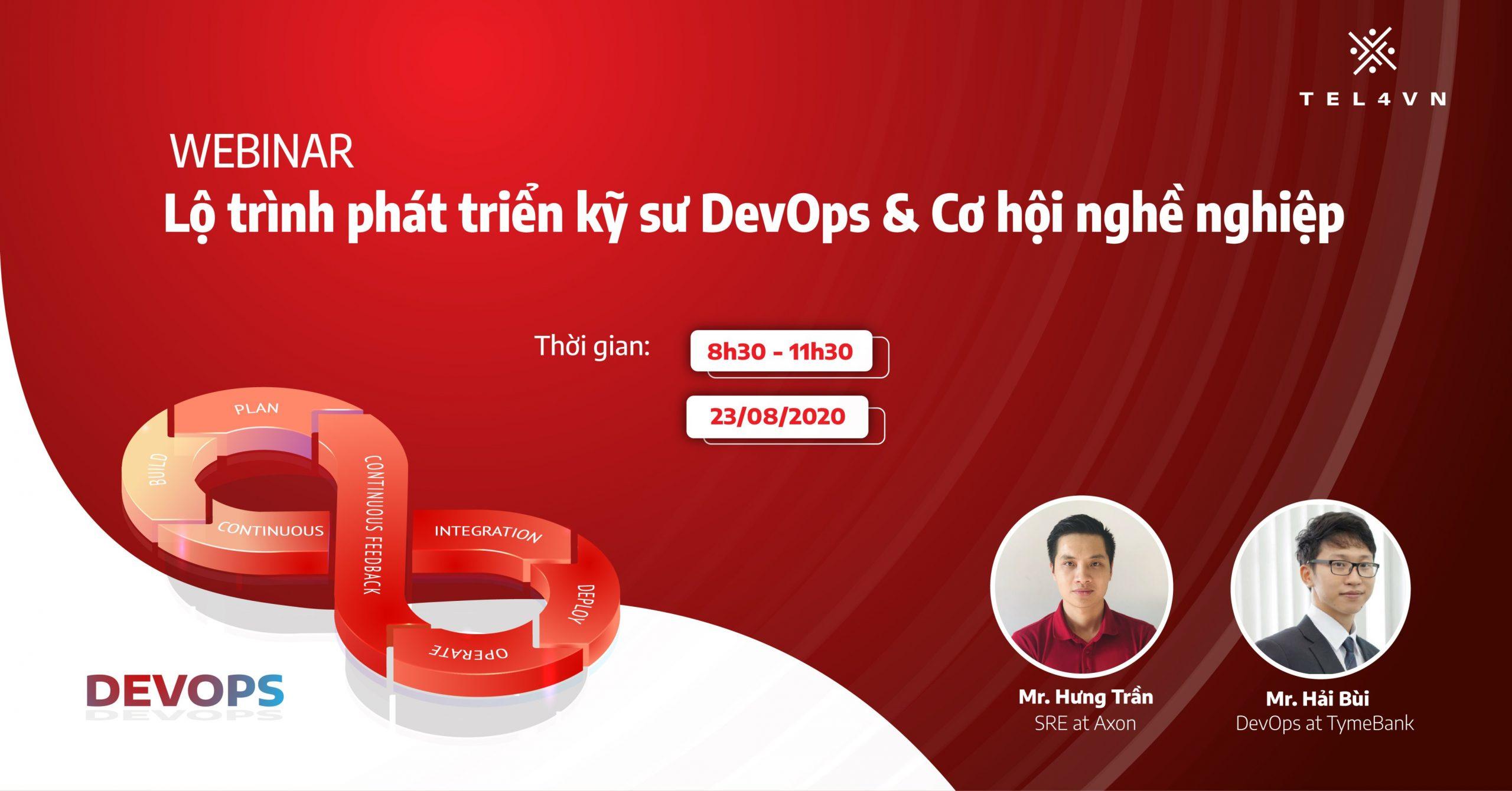 Lộ trình phát triển kỹ sư DevOps và Cơ hội nghề nghiệp
