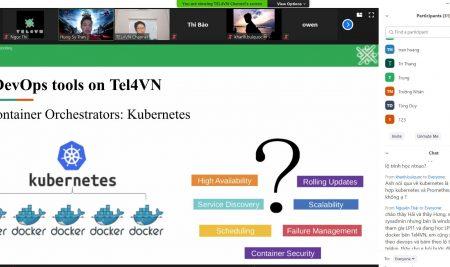 [TEL4VN – EVENT] Lộ trình phát triển Kỹ sư DevOps và Cơ hội nghề nghiệp