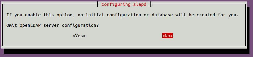 reconfigure-openldap