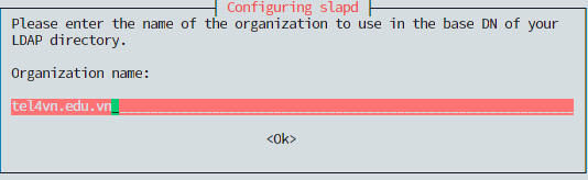 organization-ldap