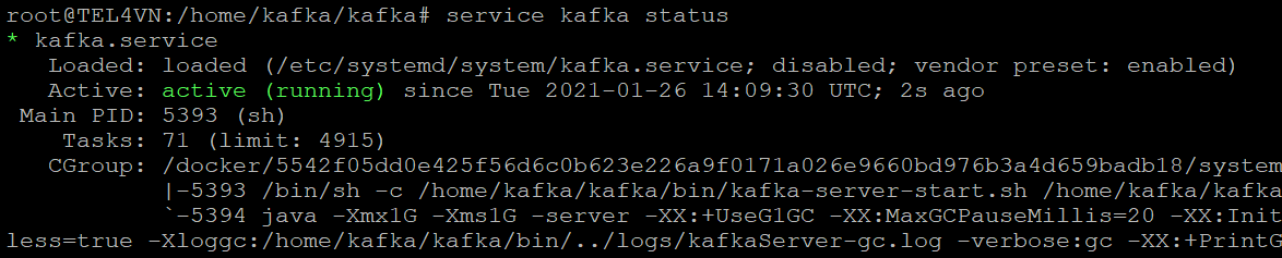 cài đặt kafka trên ubuntu