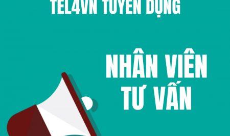 TEL4VN TUYỂN DỤNG