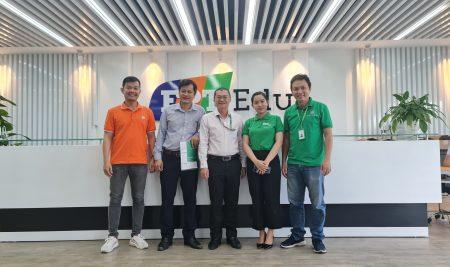 Trao đổi hợp tác TEL4VN – Đại học FPT HCM