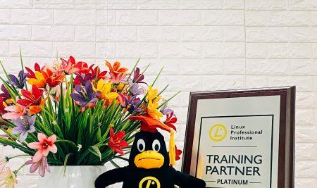TEL4VN trở thành đối tác đào tạo ủy quyền Platinum Partner của Linux LPI